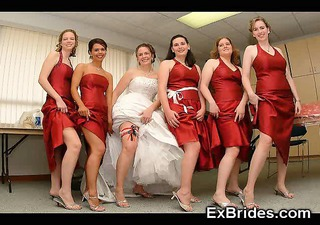 real hawt dilettante brides!